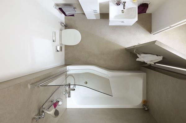 connect space von ideal standard elegantes raumsparwunder. Black Bedroom Furniture Sets. Home Design Ideas