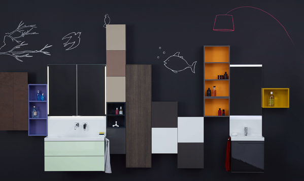 The Wall Unit That Turns The Bathroom Into Living Space Pop Up My