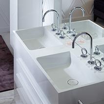 crono von burgbad upgrade einer zeitlosen form pop up my bathroom. Black Bedroom Furniture Sets. Home Design Ideas
