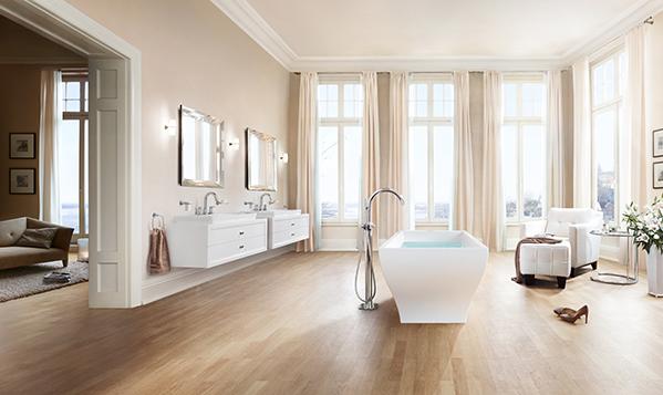 flexibel und mobil ausblick auf das bad der zukunft - Badezimmer 2015