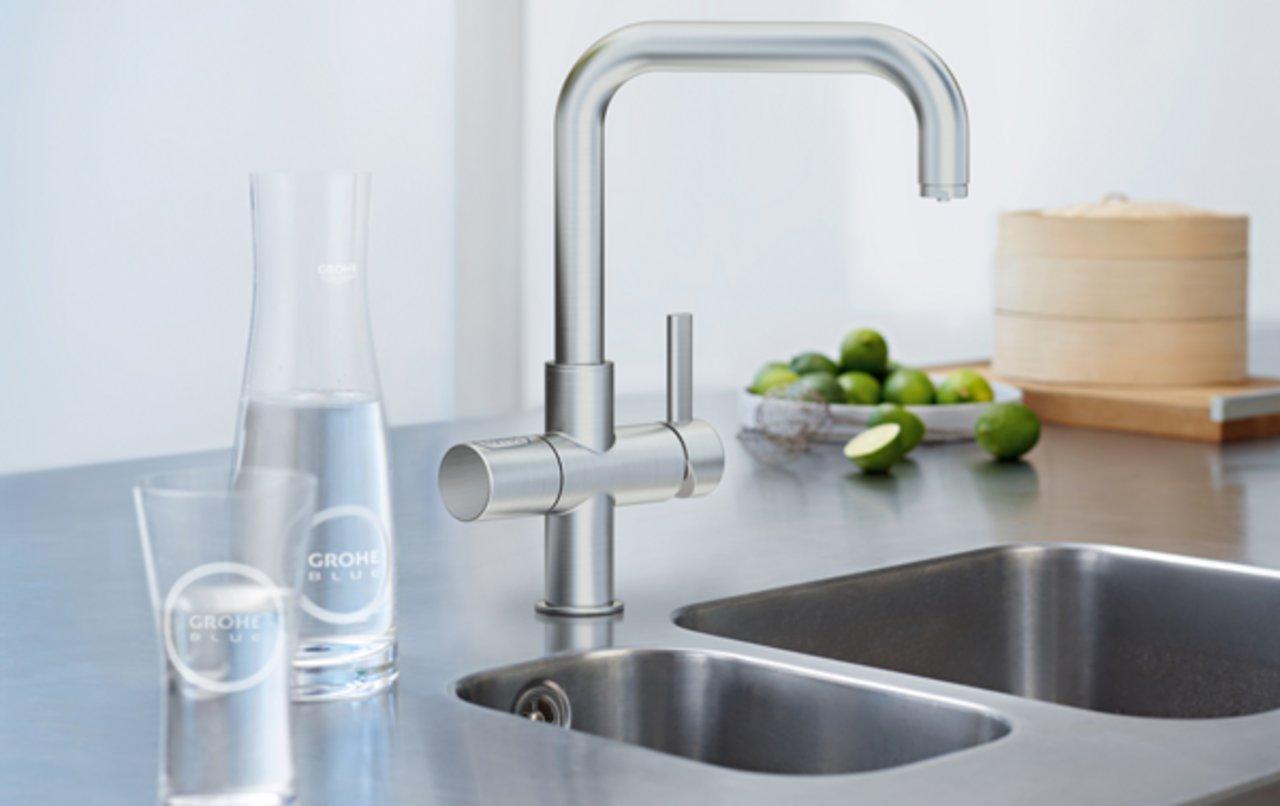 Elegant stainless steel look is the new trend – Supersteel kitchen ...