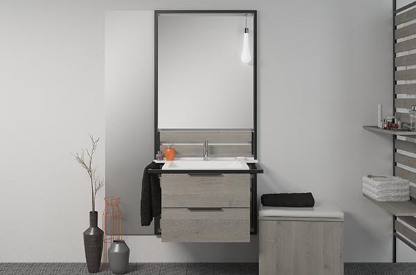 small bathroom makeover, bathroom restyling, bathroom before after, black  white bathroom decor,