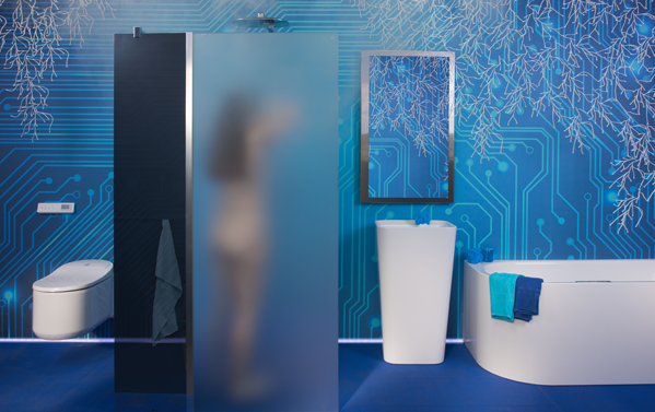 Trend Digital Bathroom: Technology Under Its Skin