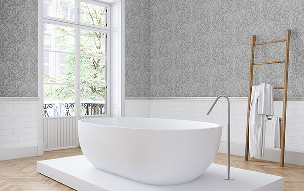 Charmant Wallpapers For The Home Wellness Oasis