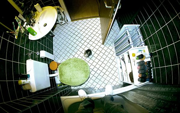 Badezimmer auf dem Weg zu neuer Größe . Badezimmer auf dem Weg zu ...